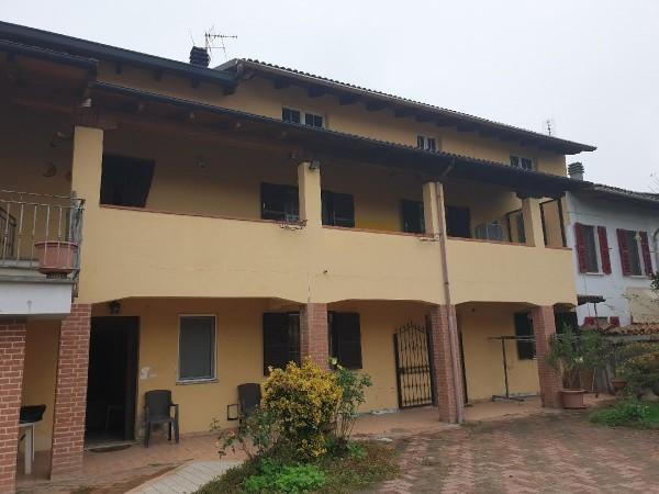 Riferimento 638AM - Casa Indipendente in Affitto a Borgoratto Alessandrino