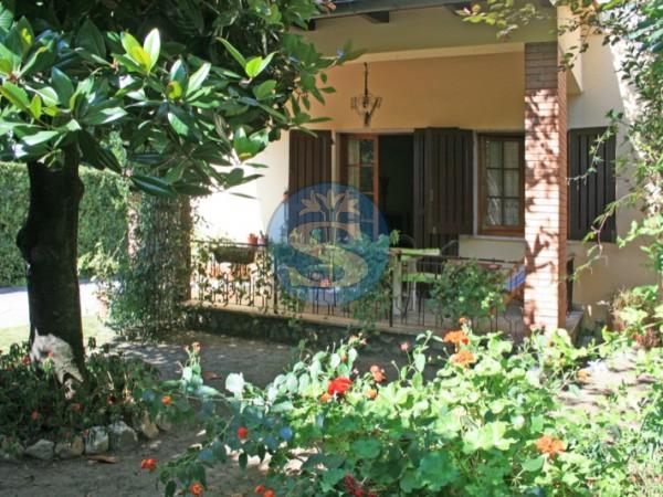 Reference SA503 Patrizia - Villa for Rentals in Forte dei Marmi