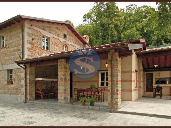 Reference SV88 - Country House for Sales in Pieve Fosciana - Pieve Fosciana