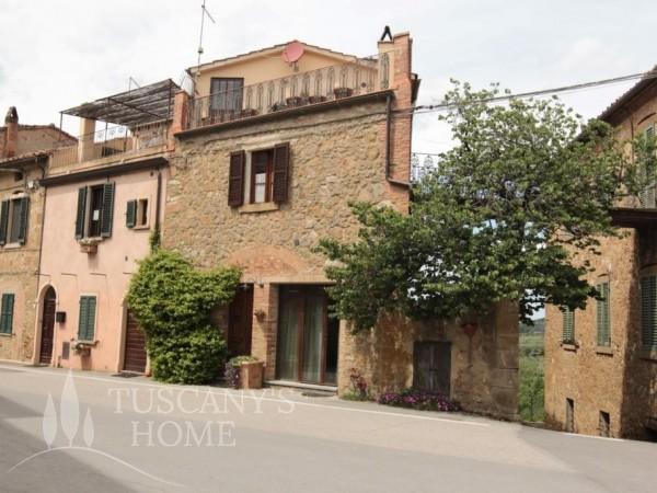 Riferimento CSa479 - Casa Di Paese in Affitto a Castelmuzio