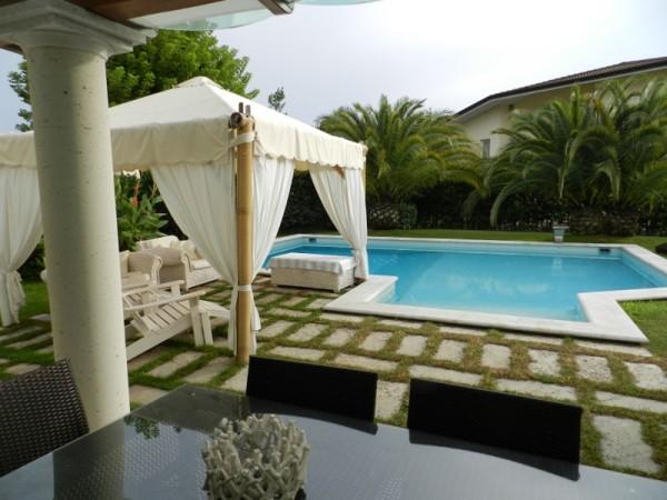 Riferimento SA279 - villa in Affitto in Forte Dei Marmi - Centro