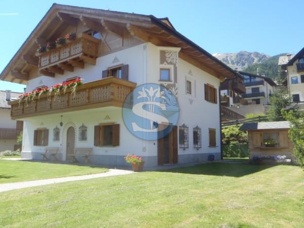 Riferimento SV141 - Villa in Vendita a Bormio