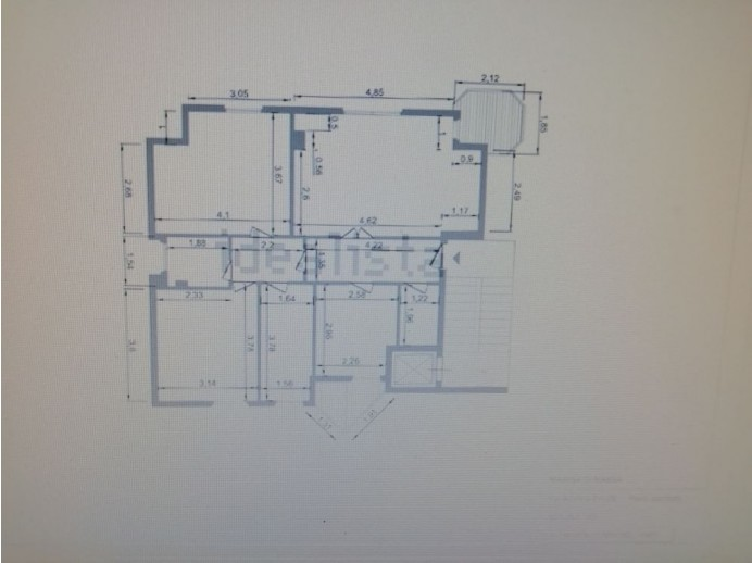 Agenzia Immobiliare Pegasus - Planimetria 1