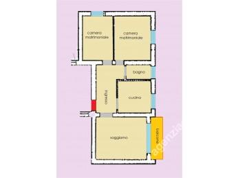 Agenzia Immobiliare Cieffe - Planimetria 1