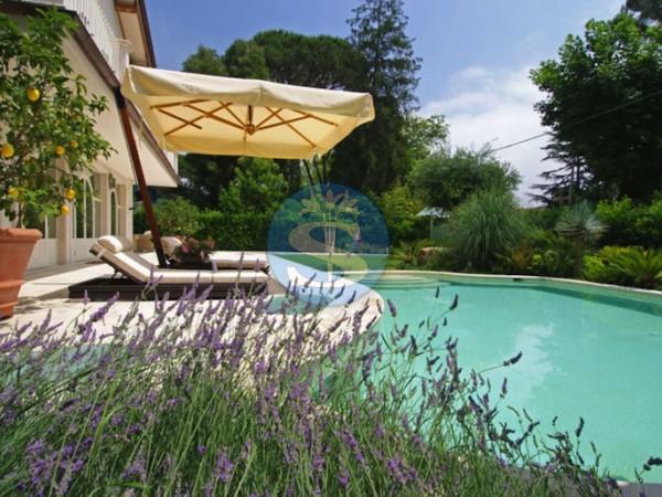 Reference SAG116 - Villa for Rental in Forte Dei Marmi