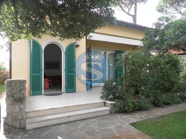 Reference SA41 - Villa for Rental in Marina Di Pietrasanta