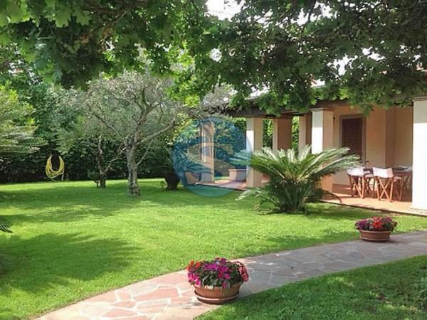Reference SA521 Mario - Villa for Rentals in Forte dei Marmi
