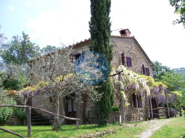 Riferimento SV39 - Rustico - Casolare - Colonica in Vendita a Colline Cortona