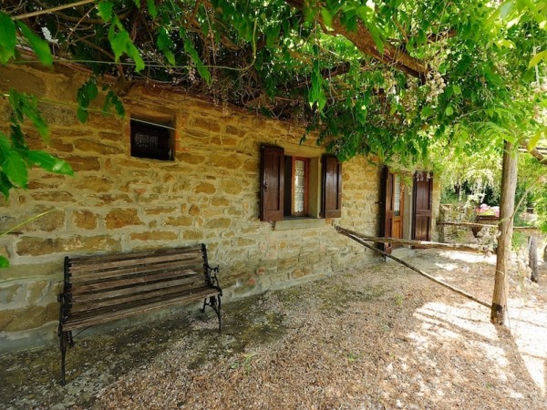 Riferimento SA151 - country house in Affitto in Cortona