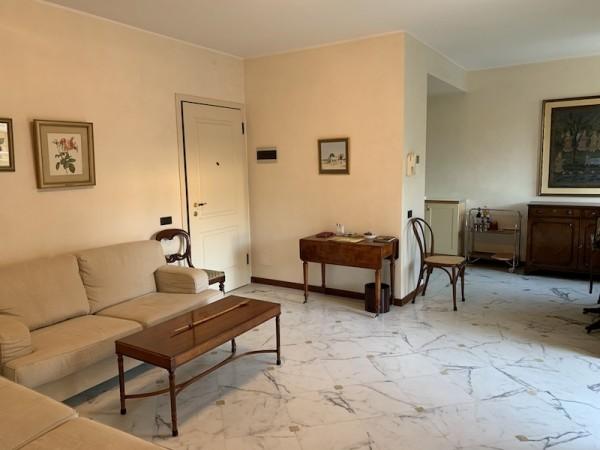 Appartamento con terrazza e po