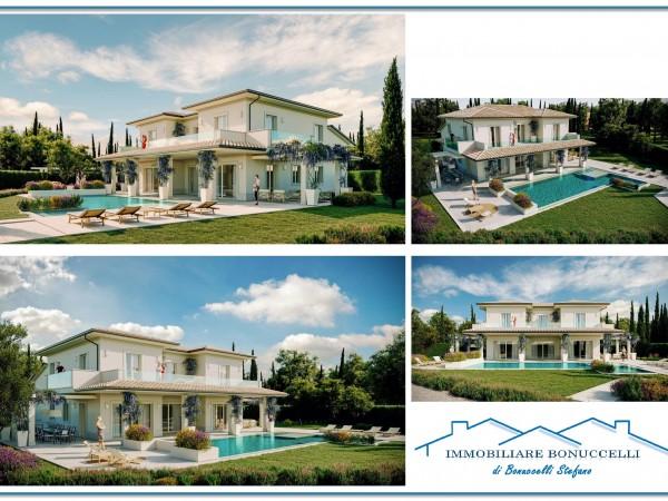 Riferimento 519 MC - Villa in Vendita a Caranna