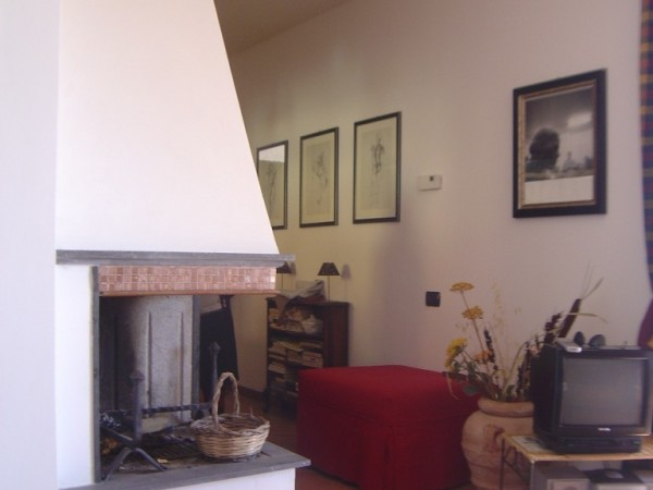 Reference A140 - Flat for Sale in Trequanda