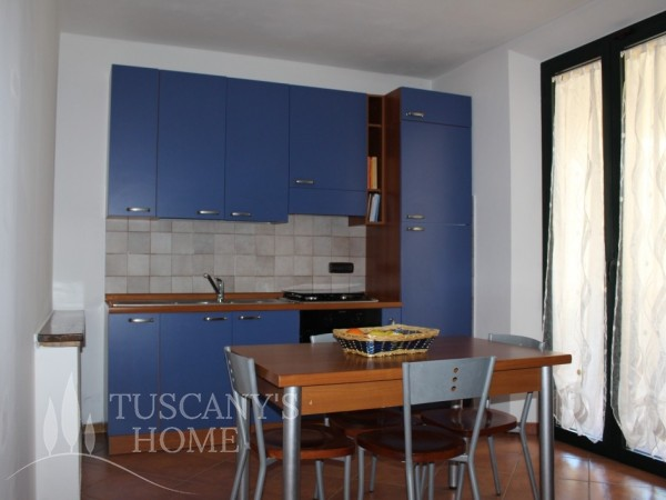 Reference A285 - Flat for Sale in Trequanda