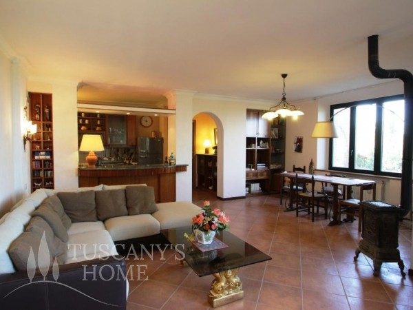 Reference V337 - Flat for Sale in Trequanda