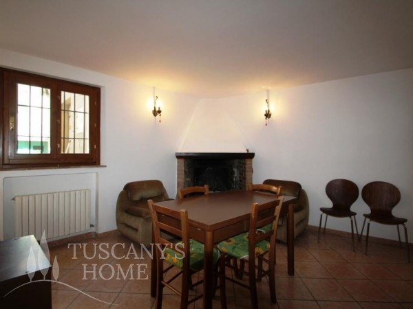 Reference CS350 - Town House for Sale in San Giovanni D'asso