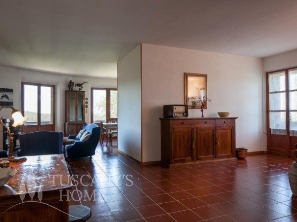 Reference A275 - Flat for Sale in Trequanda
