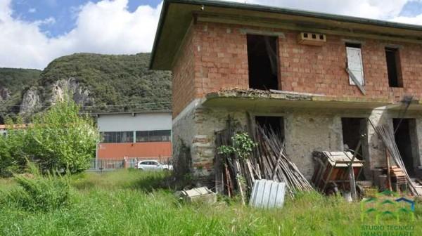 Montignoso Porzione di Bifamiliare da ultimare rif 556 Agenzia Immobiliare Chioni